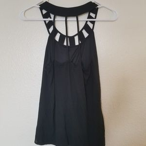 Express strappy tank top